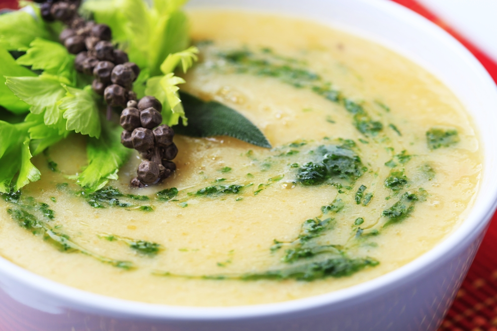 5 Veggie Soups To Ward Off The Winter Chill