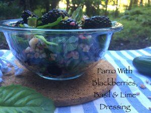 farro salad title