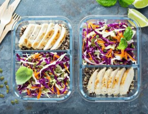 Healthy Meal Prep  : More healthy meals with LESS time and energy