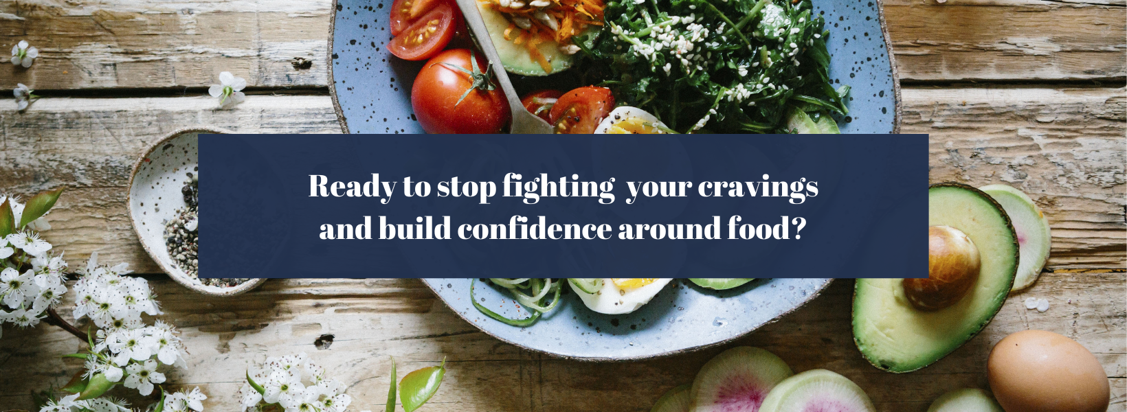 Conquer cravings and emotional eating and get freedom with food